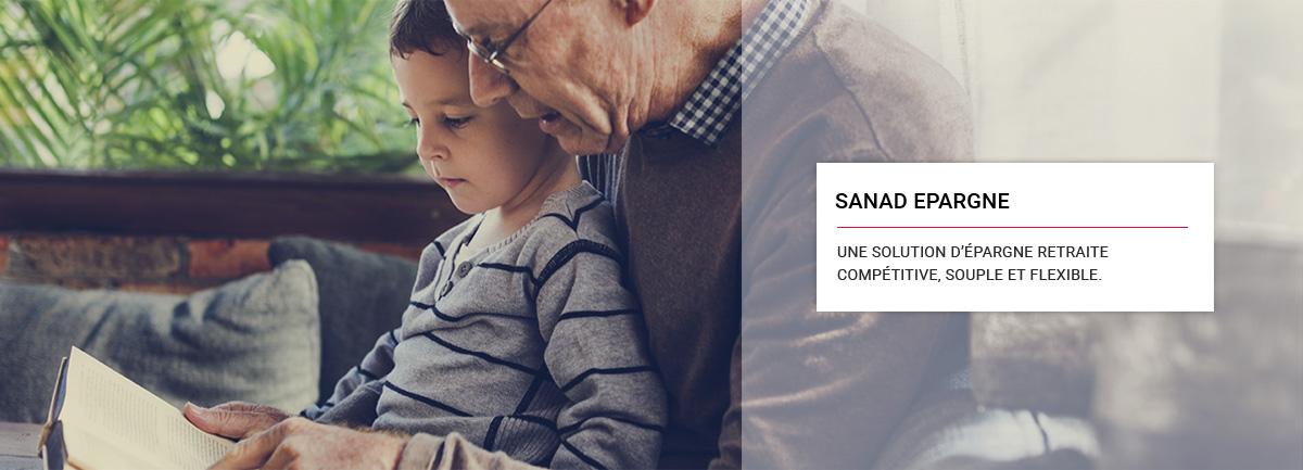SANAD Epargne